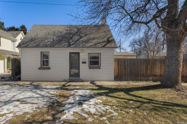 2130 22nd Street, Boulder, CO 80302 (#7474353) :: The HomeSmiths Team - Keller Williams