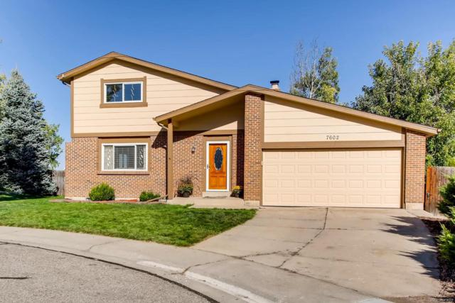 7602 Coors Court, Arvada, CO 80005 (#7474540) :: The Galo Garrido Group