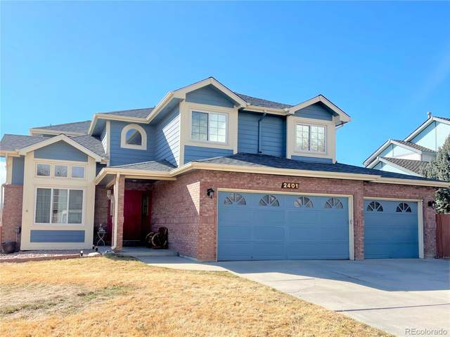 2401 E Maplewood Circle, Longmont, CO 80503 (#7474545) :: The Griffith Home Team