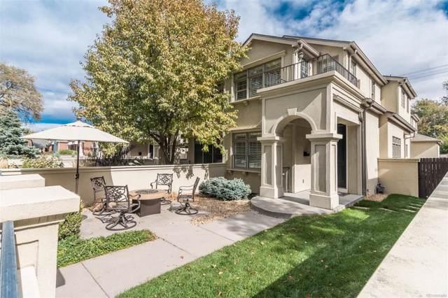 520 Jackson Street, Denver, CO 80206 (#7474548) :: True Performance Real Estate
