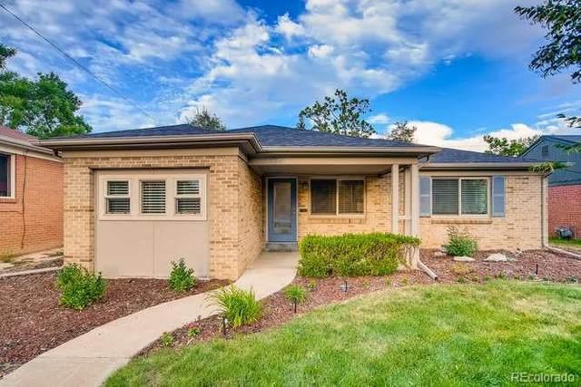 1336 N Niagara Street, Denver, CO 80220 (MLS #7474692) :: 8z Real Estate