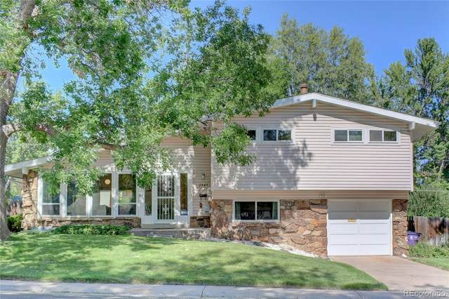 2945 S Xanthia Court, Denver, CO 80231 (MLS #7475268) :: 8z Real Estate