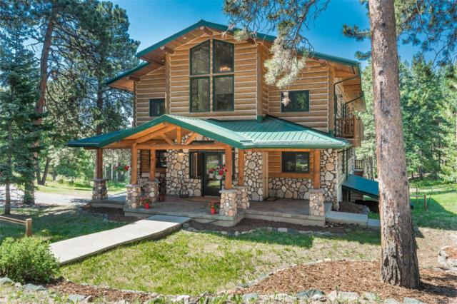 5853 High Drive, Evergreen, CO 80439 (#7475351) :: The Pete Cook Home Group