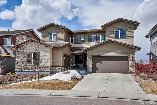 11083 Pastel Point, Parker, CO 80134 (#7475514) :: HomeSmart