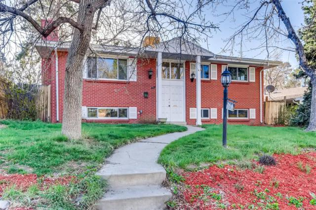 460 S Ivy Street, Denver, CO 80224 (#7475975) :: The Heyl Group at Keller Williams