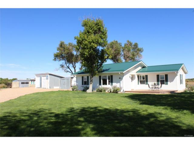 31011 County Road 380, Kersey, CO 80644 (MLS #7476298) :: 8z Real Estate