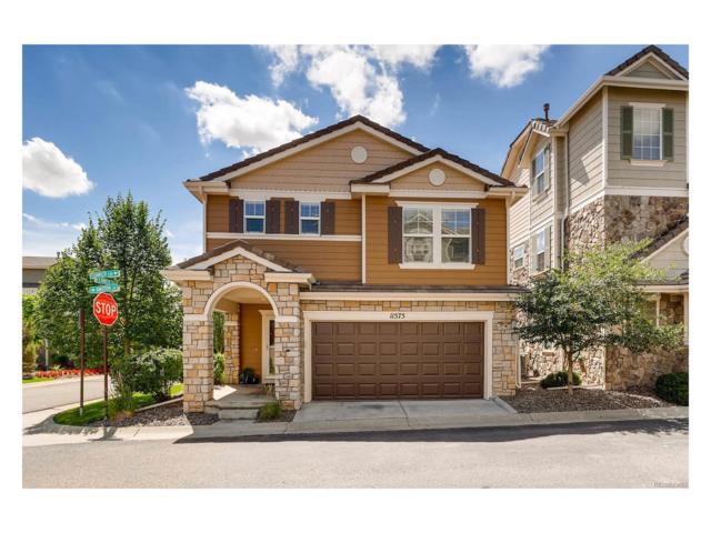 11575 Fenwick Circle, Parker, CO 80134 (MLS #7477042) :: 8z Real Estate