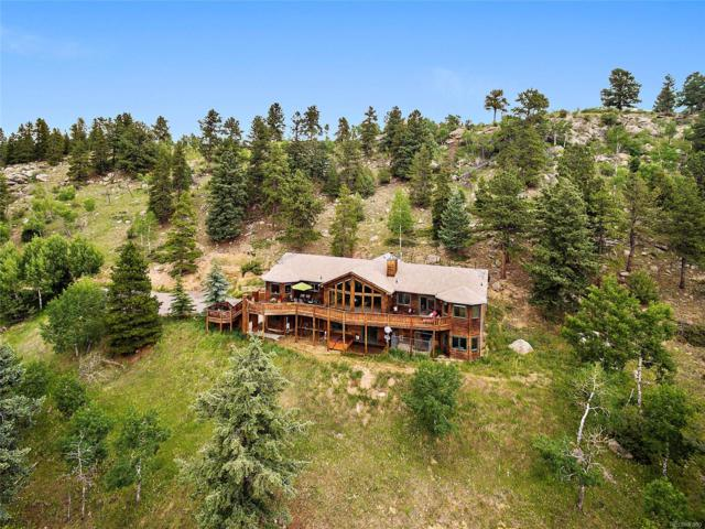 12672 Rancho Court, Conifer, CO 80433 (#7477299) :: The DeGrood Team