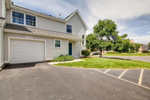 12504 E Pacific Circle F, Aurora, CO 80014 (#7477382) :: The Heyl Group at Keller Williams