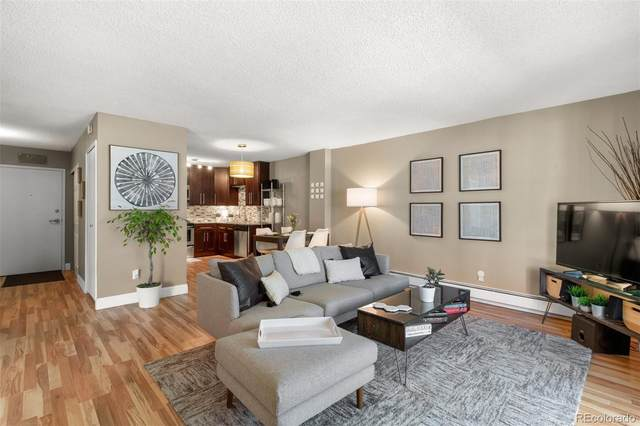 3450 S Poplar Street #107, Denver, CO 80224 (MLS #7477474) :: Kittle Real Estate