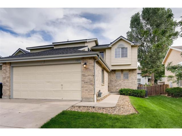 522 W 114th Way, Northglenn, CO 80234 (MLS #7477532) :: 8z Real Estate