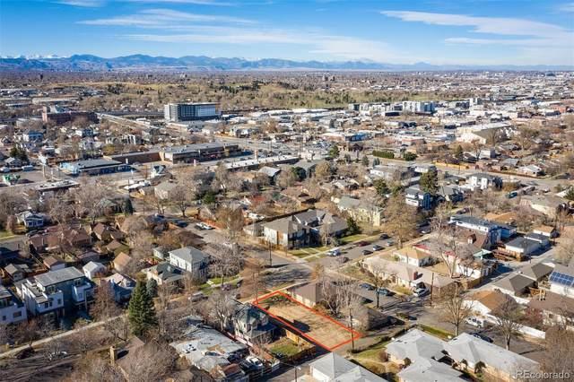 2210 S Sherman Street, Denver, CO 80210 (#7477567) :: Wisdom Real Estate