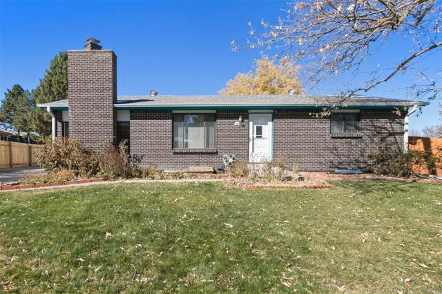 6227 W 77th Drive, Arvada, CO 80003 (MLS #7477773) :: Bliss Realty Group