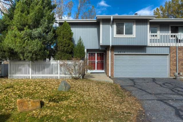 2914 S Parker Court, Aurora, CO 80014 (#7478810) :: The Healey Group