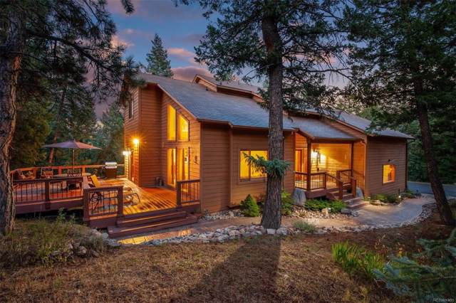 31853 Snowshoe Road, Evergreen, CO 80439 (#7479069) :: The Heyl Group at Keller Williams