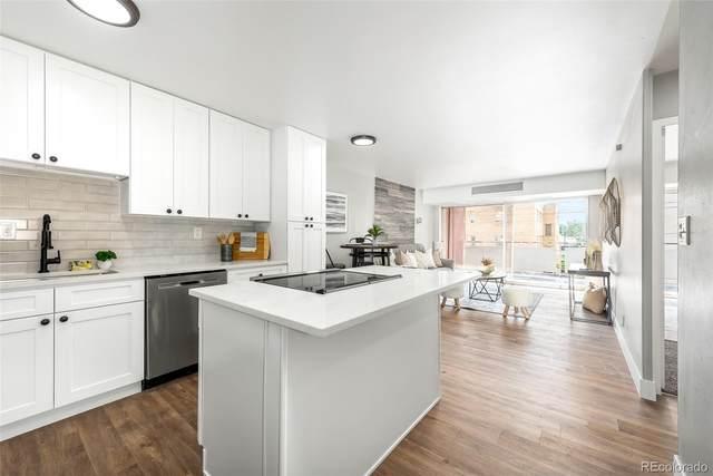 1121 Albion Street #303, Denver, CO 80220 (#7479584) :: Bring Home Denver with Keller Williams Downtown Realty LLC
