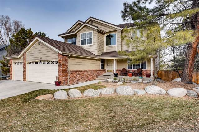6821 W Friend Place, Littleton, CO 80128 (#7479682) :: Bring Home Denver with Keller Williams Downtown Realty LLC