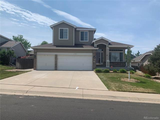 21722 Whirlaway Avenue, Parker, CO 80138 (#7479862) :: Re/Max Structure