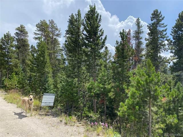 0 Vista Road, Idaho Springs, CO 80452 (#7479941) :: The Griffith Home Team