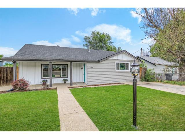 2729 W Irvington Place, Denver, CO 80219 (MLS #7480005) :: 8z Real Estate