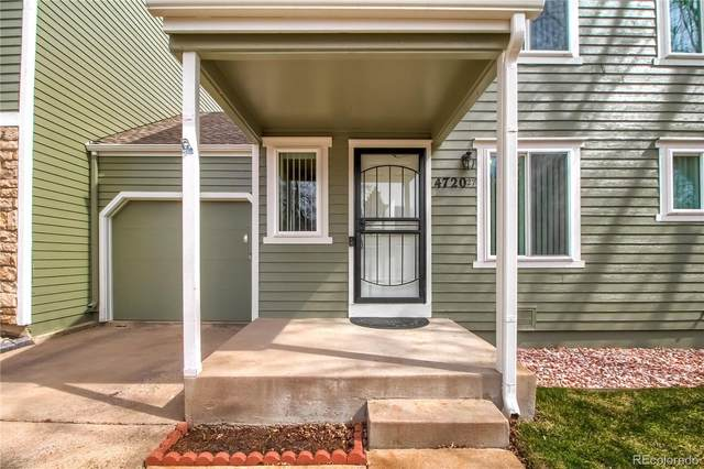 4720 S Dudley Street #27, Denver, CO 80123 (#7480334) :: Wisdom Real Estate