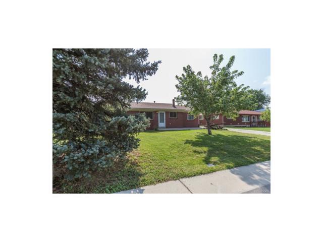 4040 Moore Street, Wheat Ridge, CO 80033 (#7480423) :: The Peak Properties Group
