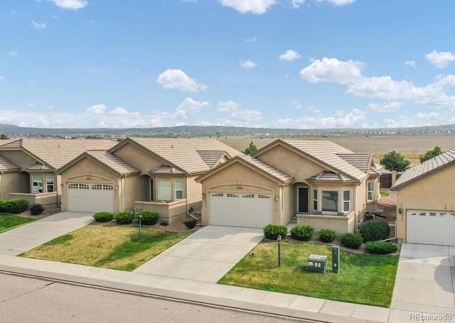 2346 Creek Valley Circle, Monument, CO 80132 (#7480833) :: James Crocker Team