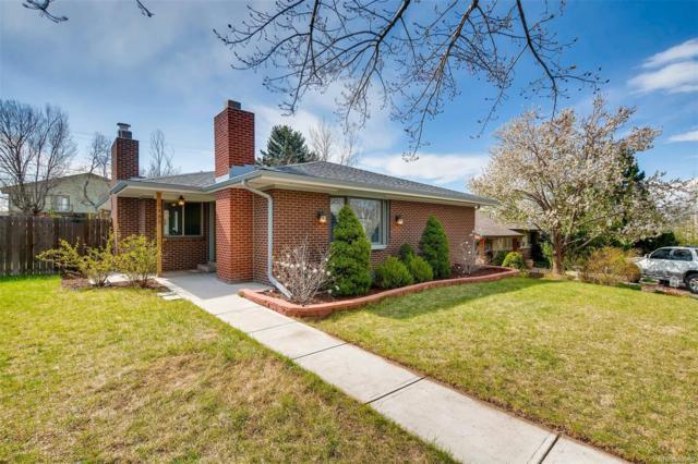 3485 S Dexter Street, Denver, CO 80222 (#7480921) :: The Peak Properties Group