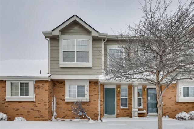 18307 E Alabama Place B, Aurora, CO 80017 (MLS #7481107) :: 8z Real Estate