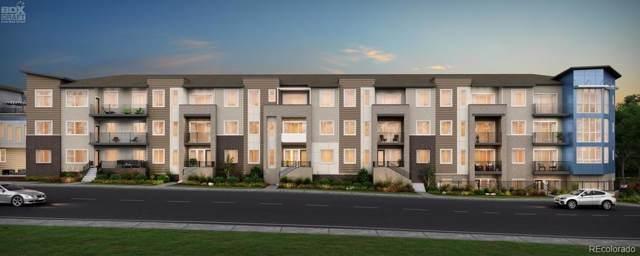 480 E Fremont Place #206, Littleton, CO 80122 (MLS #7481497) :: 8z Real Estate