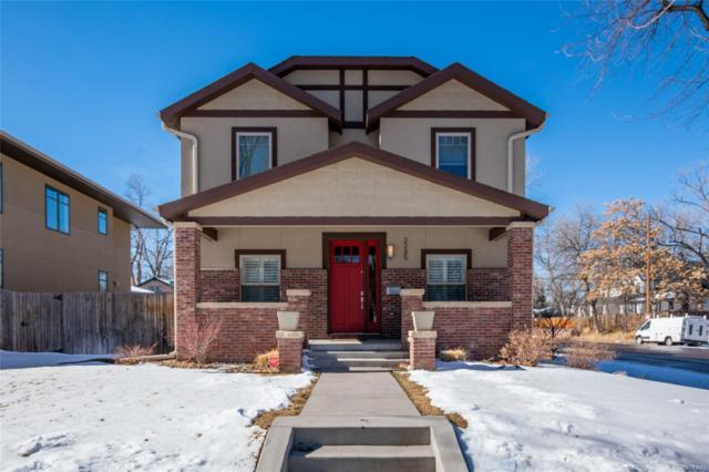 2285 Forest Street, Denver, CO 80207 (#7481607) :: The City and Mountains Group