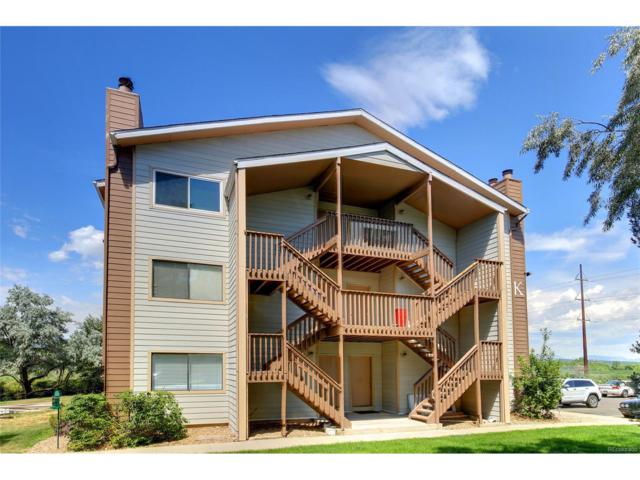 8100 W Quincy Avenue K12, Denver, CO 80123 (MLS #7481613) :: 8z Real Estate