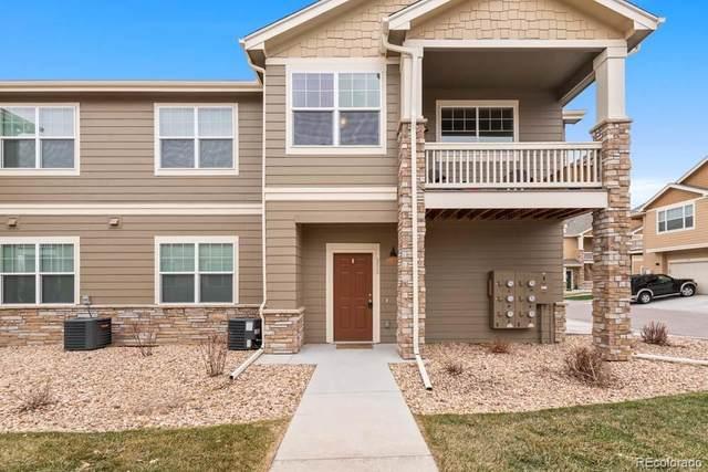 6915 W 3rd Street #312, Greeley, CO 80634 (MLS #7481616) :: 8z Real Estate