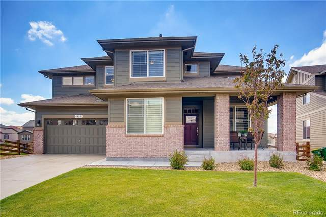 4829 S Sicily Street, Aurora, CO 80015 (#7482075) :: Compass Colorado Realty
