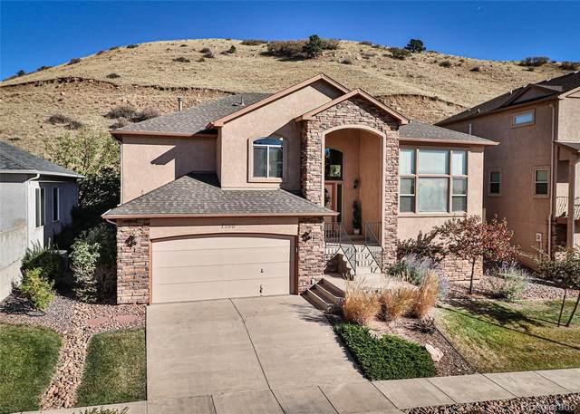 7255 Centennial Glen Drive, Colorado Springs, CO 80919 (MLS #7482672) :: 8z Real Estate