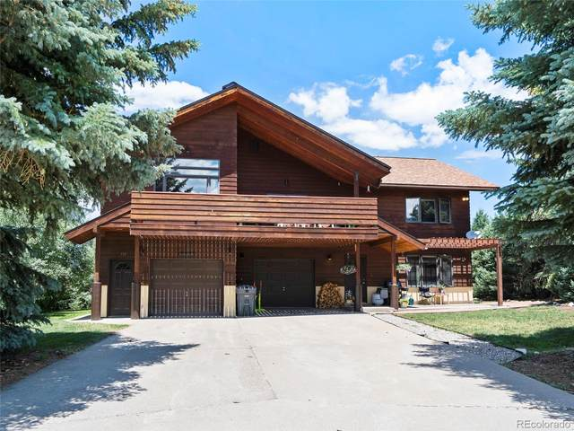 330 and 332 Cherry Drive, Steamboat Springs, CO 80487 (#7482901) :: Finch & Gable Real Estate Co.