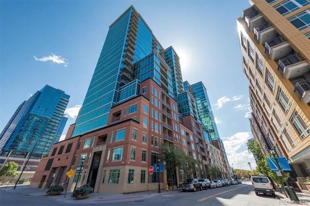1700 Bassett Street #1220, Denver, CO 80202 (MLS #7483049) :: 8z Real Estate