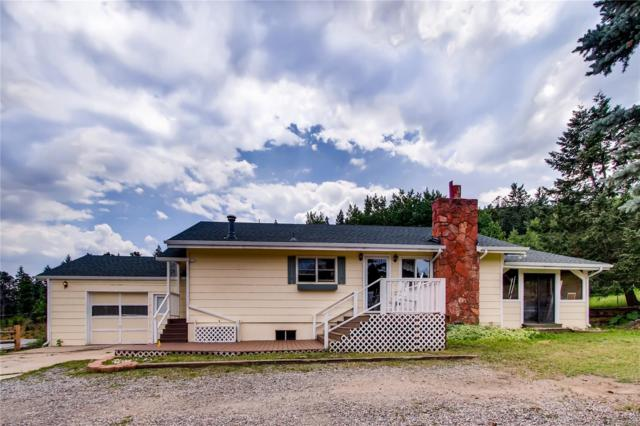 238 Hyland Drive, Evergreen, CO 80439 (MLS #7483161) :: 8z Real Estate