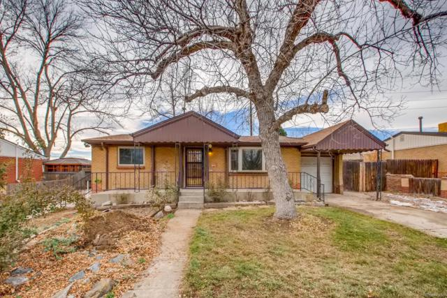 5115 Johnson Street, Arvada, CO 80002 (#7483225) :: Bring Home Denver