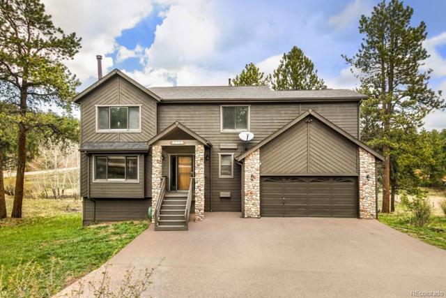 2565 Nova Road, Pine, CO 80470 (MLS #7483723) :: 8z Real Estate