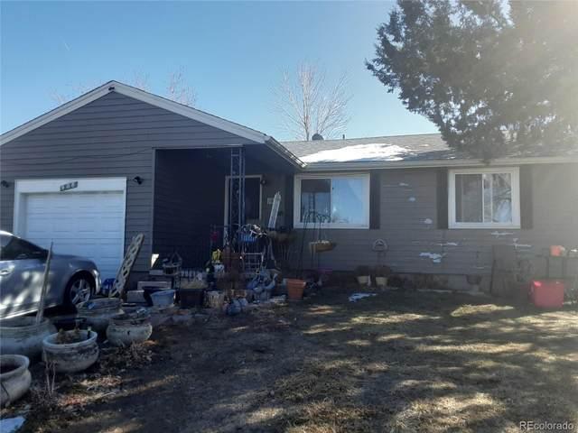 908 Elmira Street, Aurora, CO 80010 (#7483878) :: iHomes Colorado