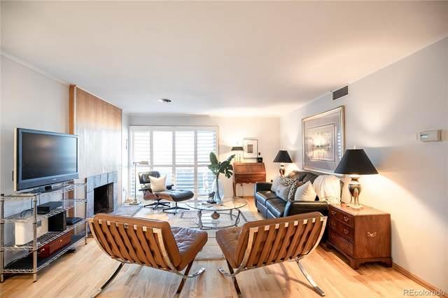 800 Pearl Street #911, Denver, CO 80203 (#7484095) :: Briggs American Properties