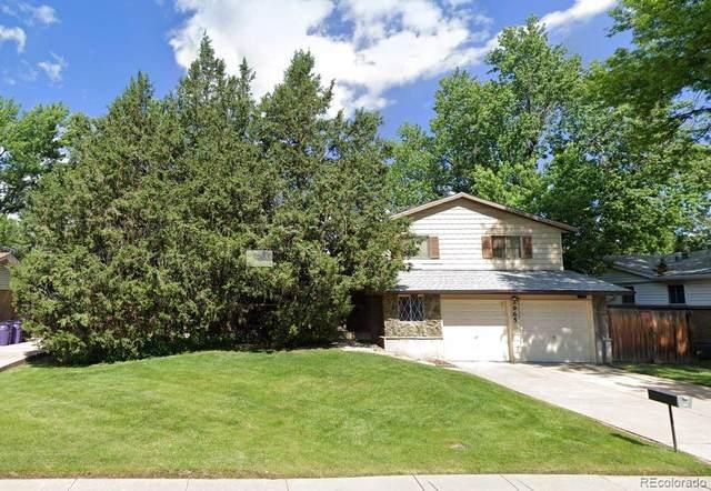 2965 S Teller Street, Denver, CO 80227 (#7484437) :: Berkshire Hathaway HomeServices Innovative Real Estate
