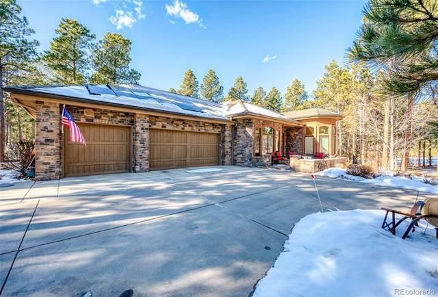 16122 Timber Meadow Drive, Colorado Springs, CO 80908 (#7484440) :: iHomes Colorado