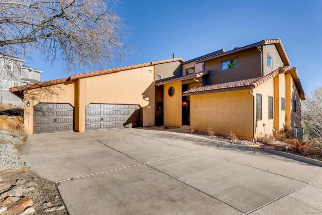 5115 Hearthstone Lane, Colorado Springs, CO 80919 (#7484469) :: Group 46:10 - Denver