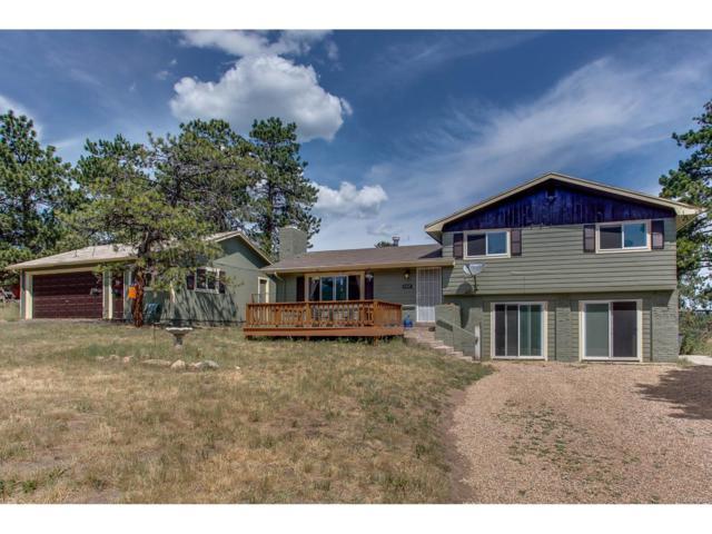 11249 Ranch Elsie Road, Golden, CO 80403 (MLS #7484930) :: 8z Real Estate
