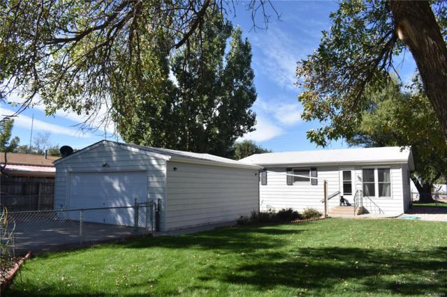 205 High Street, Wiggins, CO 80654 (MLS #7485123) :: 8z Real Estate