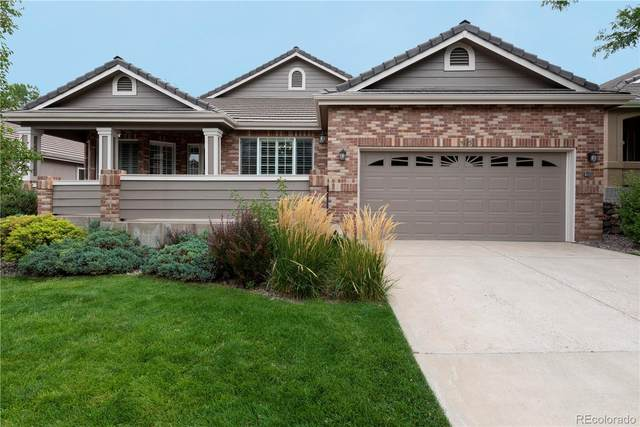 9635 Silver Hill Circle, Lone Tree, CO 80124 (MLS #7485227) :: 8z Real Estate