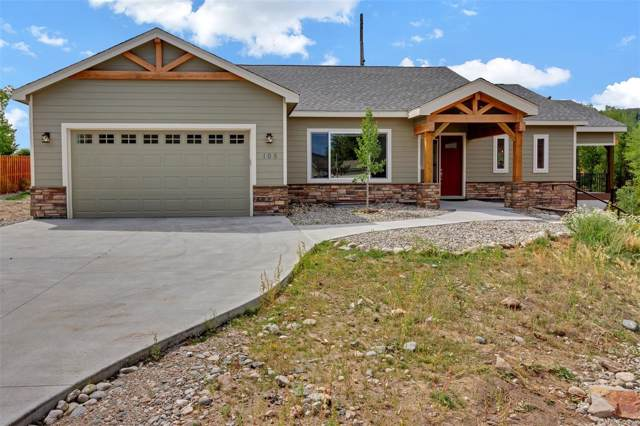 105 Janes Way, Silverthorne, CO 80498 (MLS #7485274) :: 8z Real Estate