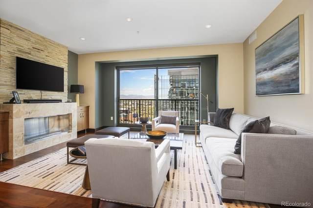 1133 14th Street #2110, Denver, CO 80202 (MLS #7485337) :: 8z Real Estate